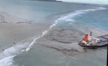Hint Okyanusu'nda çevre felaketi