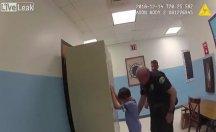 8 yaşındaki engelli çocuğa ters kelepçeyle gözaltı