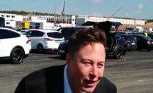 Elon Musk çocuğunun adını kendi de anlamadı