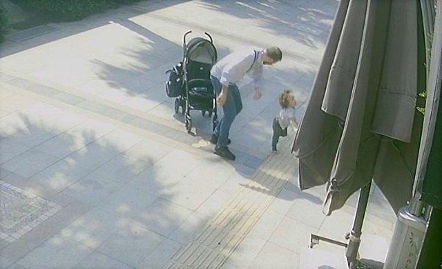 O baba gözaltında!