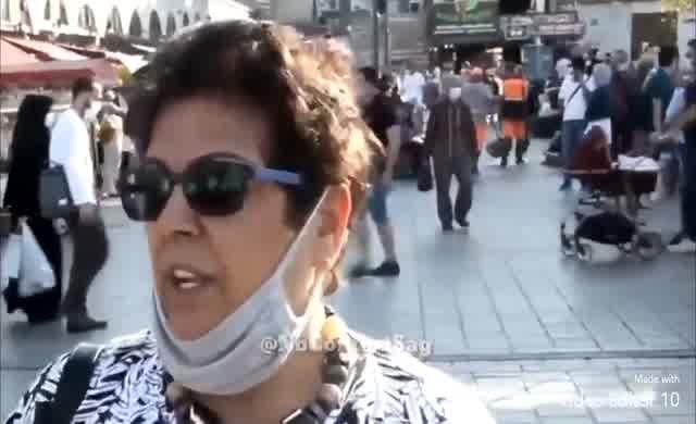 Gurbetçi çift, sözleriyle vatandaşa saç baş yoldurdu