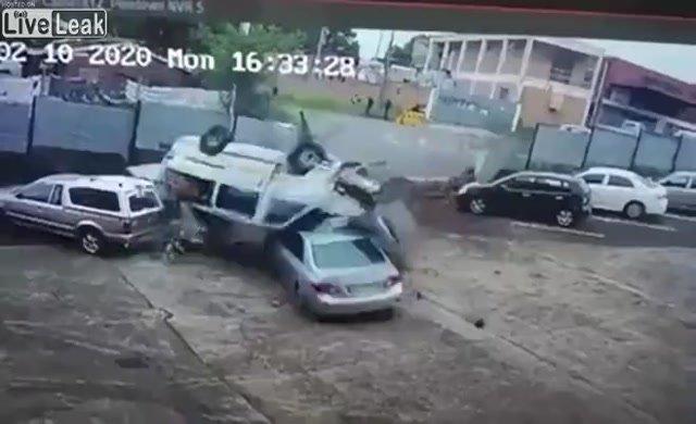 İlginç kaza