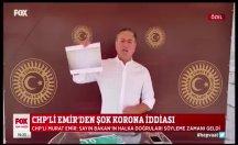 O belge yayınlandı: Türkiye'deki günlük vaka sayısı 29 bin kişi!