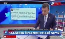 İstanbul'daki gün gün gerçek ölüm sayılarını verdi