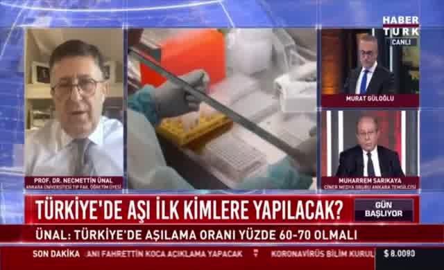 Profesör isyan etti: Hastanede yer yok Muharrem Bey, yer yok!