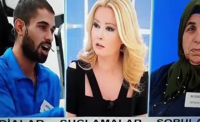 Yandaş kanal sunucusu bile şok oldu... Al sana hukuk reformu(!)