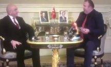 Viyana Büyükelçisi Ceyhun, Yeşiller Partisi milletvekili Berivan Aslan'ı yok saydı