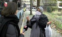 AKP'li teyze hükümete böyle tepki gösterdi