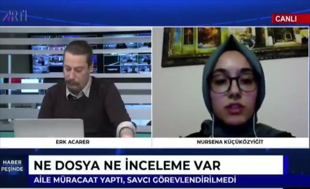 Ankara'nın göbeğinden kayboldu