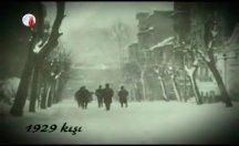 İstanbul'un efsanevi 1929 kışı