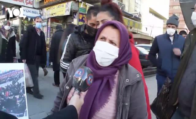 AKP'li teyzeden ibretlik çark