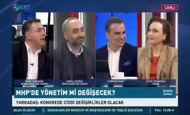 AKP son kuluislerinden son bilgiler