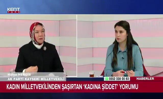 AKP'li Kadın vekil: Kadın cinayetleri abartılıyor