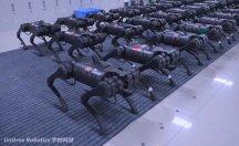 Çin'in StarWars robotları