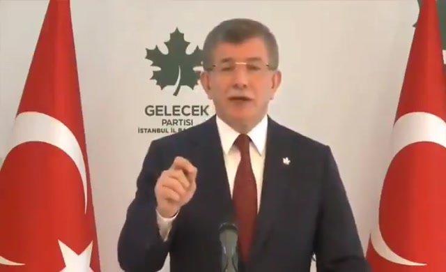Davutoğlu'nun Merkez Bankası kayıtları sızdırıldı