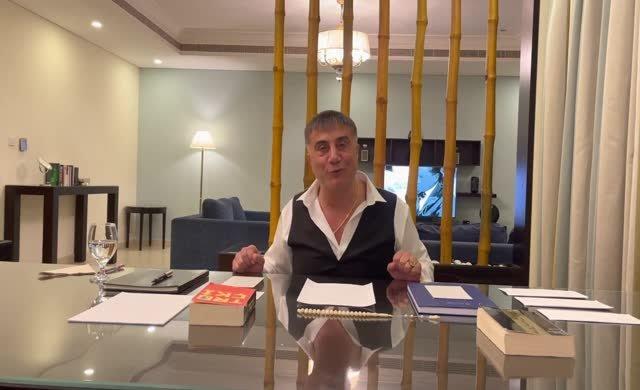 Sedat Peker'den Mehmet Ağar'a çok sert suçlamalar