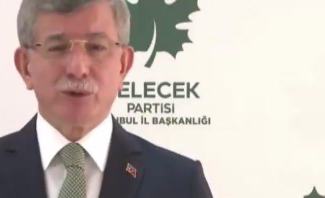 Davutoğlu'ndan Soylu'ya videolu cevap