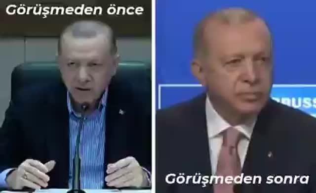 NATO'dan önce NATO'dan sonra!