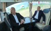 Aliyev ve Erdoğan arasında müteahhit diyaloğu: Her yerde varlar