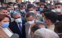 KHK'lı vatandaş Akşener'e anlattı: 150 bin lira ver, işe dön dediler