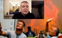 Skandal iddia: Yangın helikopterlerini AKP'li siyasiler yönlendiriyor