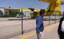 CHP heyeti, THK'nın 'kayıp' uçaklarını buldu!