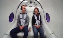 Hızlı ulaşımın yeni adı Hyperloop ilk yolcuyuğunu yaptı