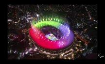 Tokyo 2020 Paralimpik Oyunları havai fişek gösterisi ile sona erdi