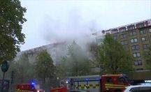 İsveç'te korkutan patlama çok sayıda yaralı var