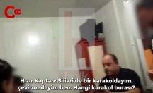İşte Silivri Emniyet Müdürü'nü intihara sürükleyen anlara ait o video