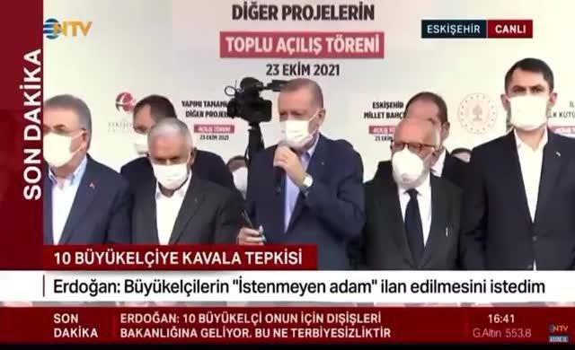 Erdoğan, 'Evim yandı geçinemiyorum' diyen vatandaşı duymazlıktan geldi