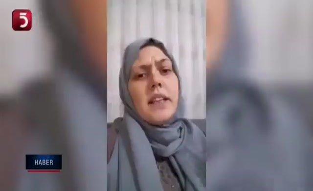 AKP üyesi vatandaştan partisine tepki