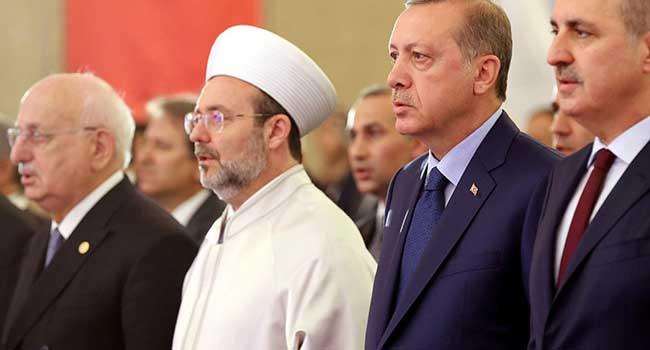 Diyanet'in Fethullah Gülen Raporundaki çok yönlü mühendisliği | Dr. Ergün Çapan 2