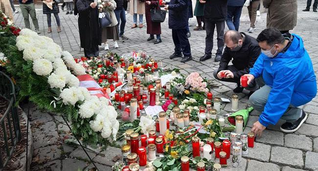 """Viyana Friede Diyalog Enstitüsü: """"Kalbimiz kanıyor"""" 4"""