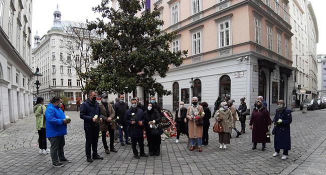 """Viyana Friede Diyalog Enstitüsü: """"Kalbimiz kanıyor"""" 3"""