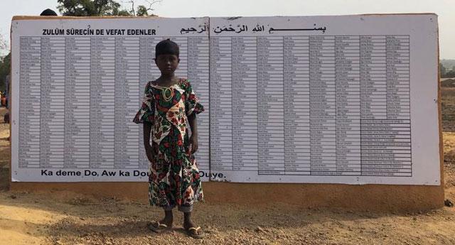 Vefat eden her bir isim için Afrika'da su kuyusu 3