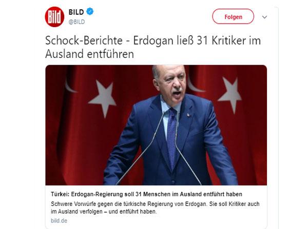 """""""Yurtdışından 31 kişi kaçırıldı"""" 3"""