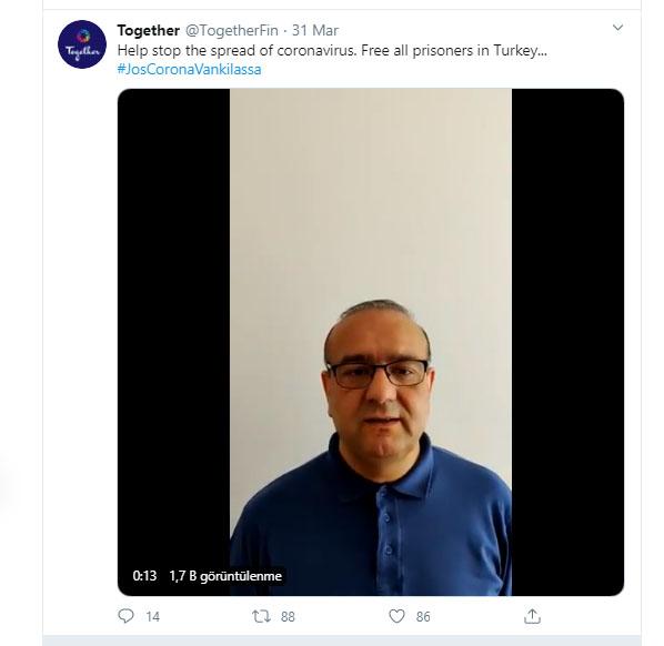 Finlandiyalı aktivistlerden Türkiye'ye çağrı 3