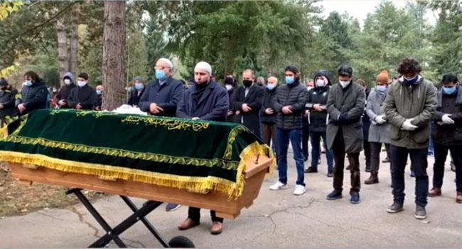 Hasan Bacak Ağabey ebediyete uğurlandı 2