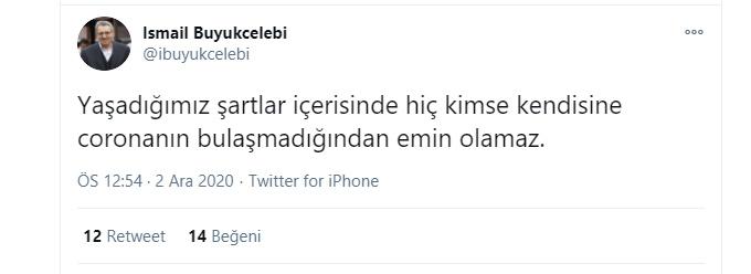 İsmail Büyükçelebi'den ciddi bir ikaz: 'İnsanın hayatını koruması farzdır' 4