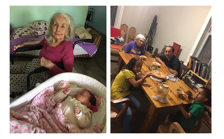 Dolares Teyze ile Hizmet Gönüllüsü Murat Ailesi'nin hikayesi 3